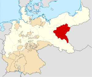 Provinz Posen in the German Empire by shadowfox